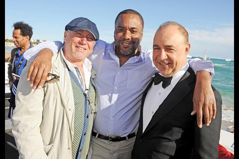 Icon launches The Butler: Aviv Giladi, Lee Daniels, Len Blavatnik